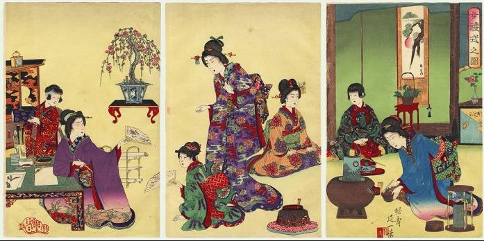 arbata japonijoje